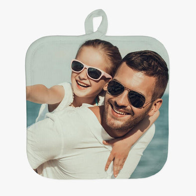 Full Photo Personalized Pot Holder.