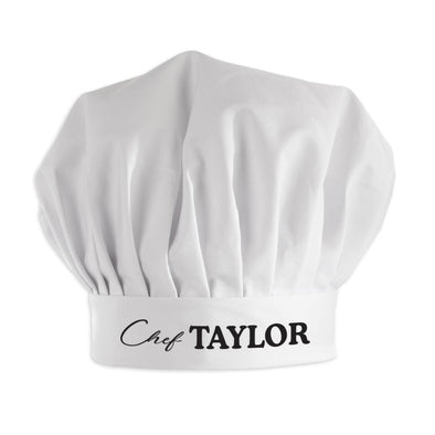 Sous Chef Personalized Kids Chef Hat.