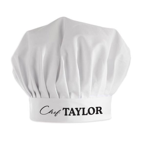 Sous Chef Personalized Kids Chef Hat