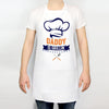 Daddy Is Grillin' Personalized Adult Apron.