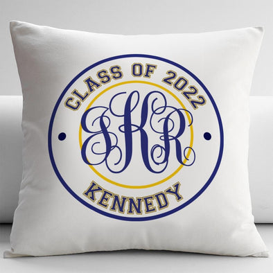 Personalized College Decorative Pillowcase