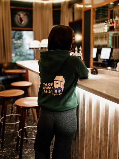 Sweatshirt Take away Milk