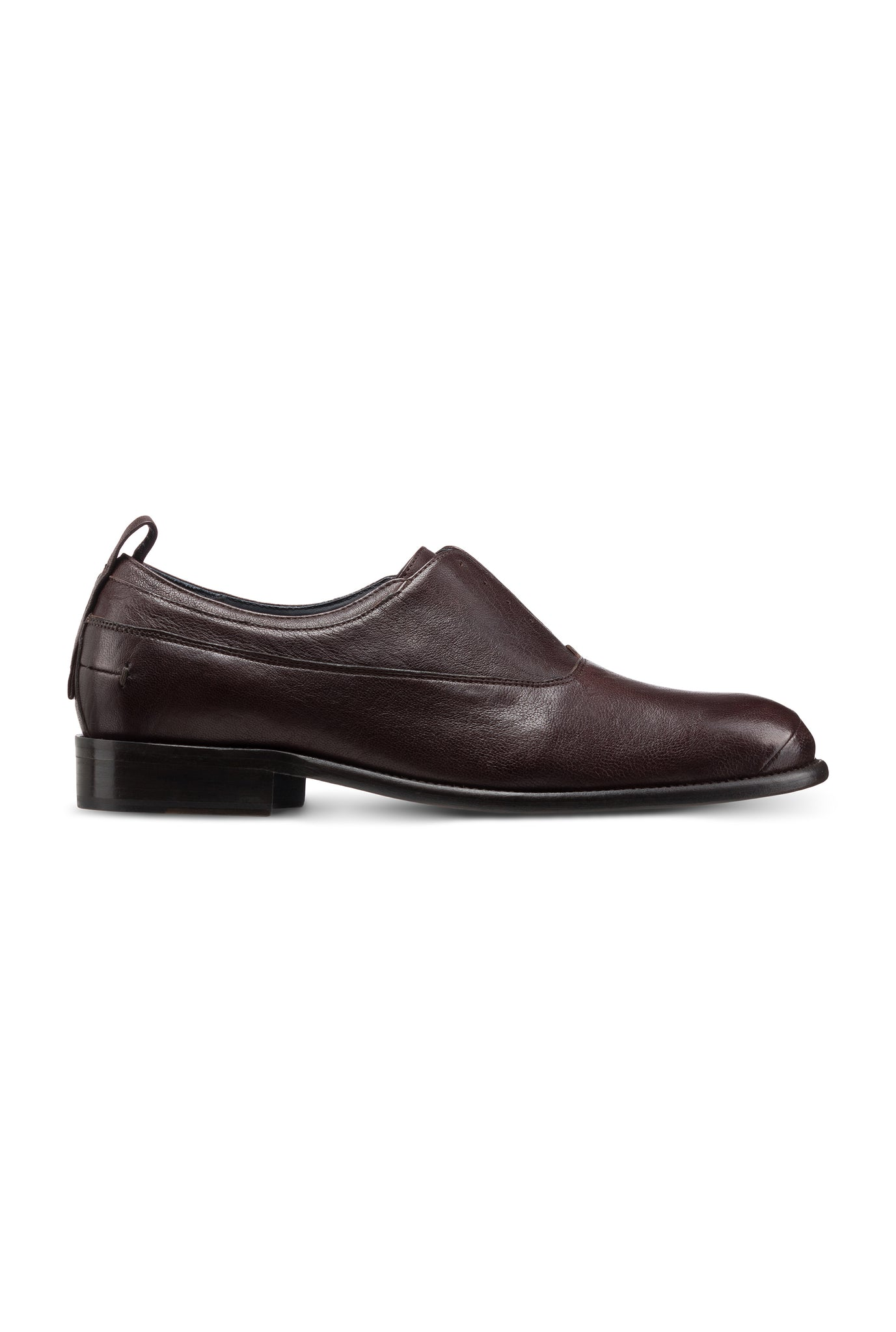 Side View: Solleret Oxford