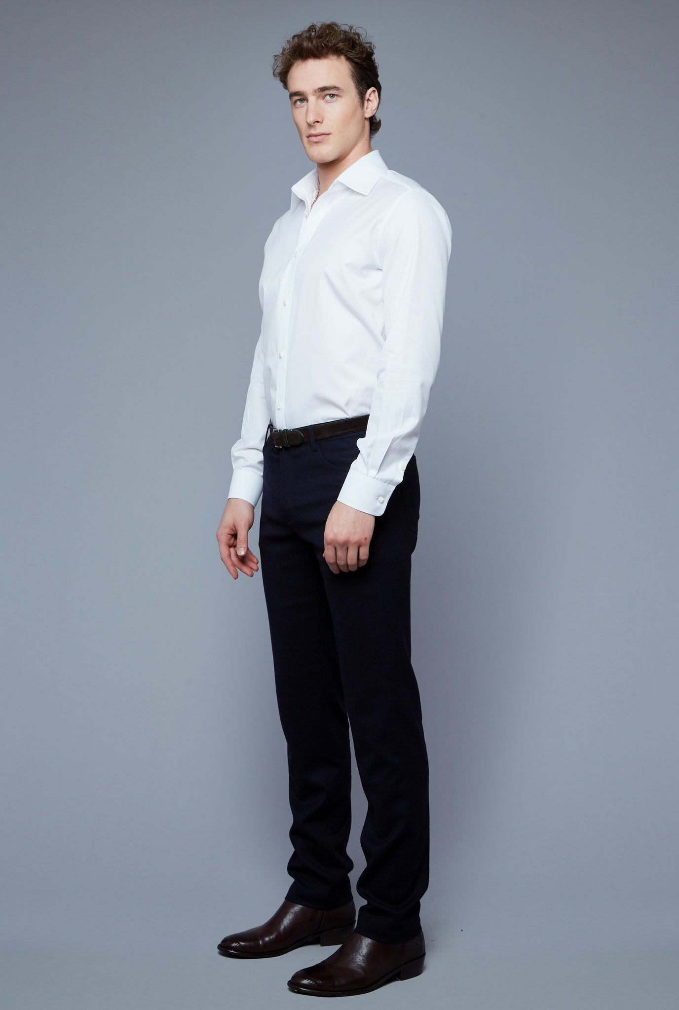 Sea Island Shirt | White