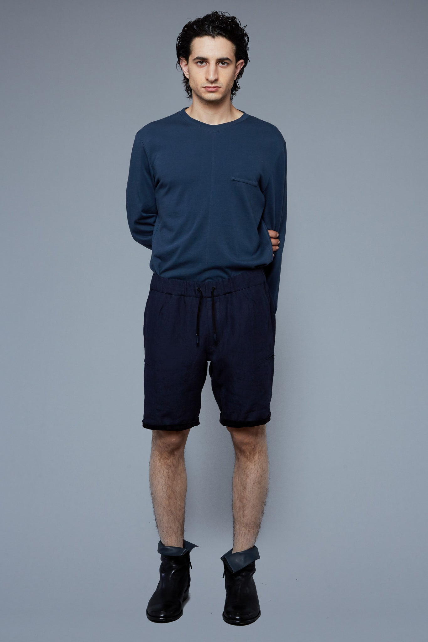Lounge Short | Navy