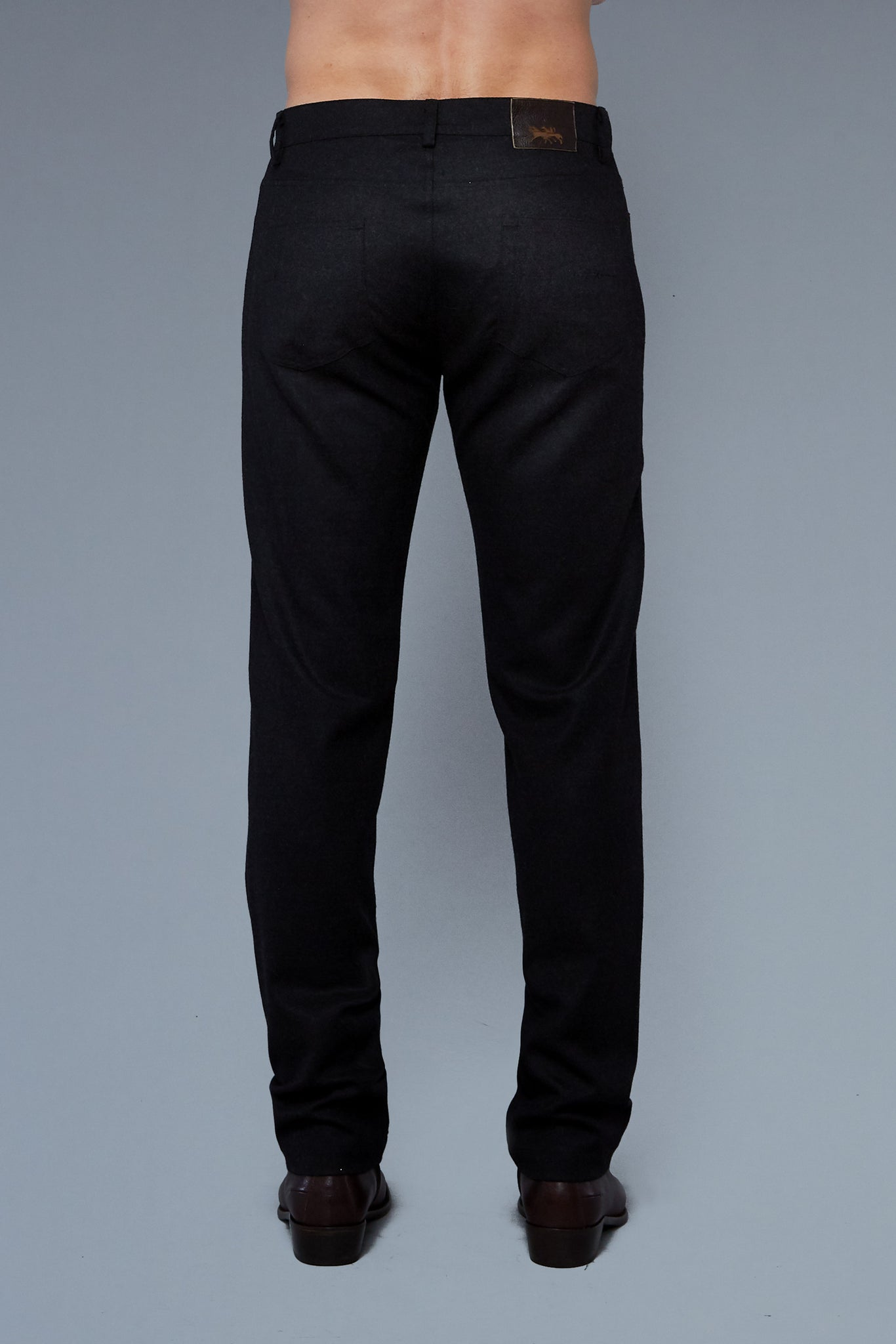 5 Pocket Pants | Charcoal