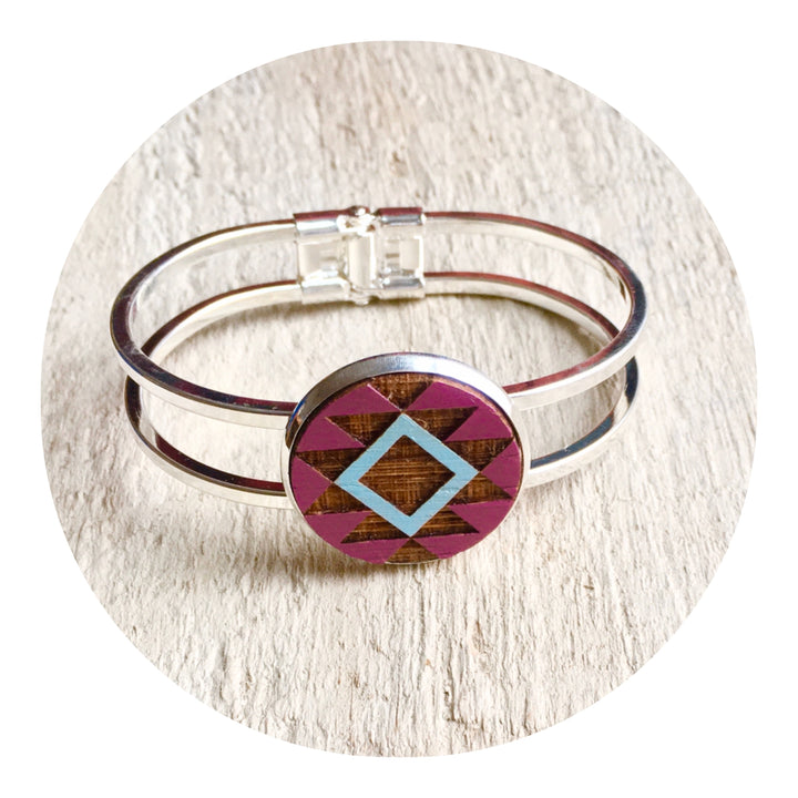 Tribal Bangle Bracelet