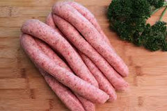 Lamb Mint & Rosemary Sausages + NEW PRODUCT !