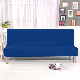 Sofa Bed Cover - Light Blue