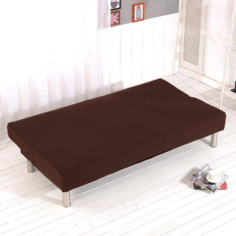 Sofa Bed Cover - Brown
