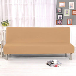Sofa Bed Cover - Beige