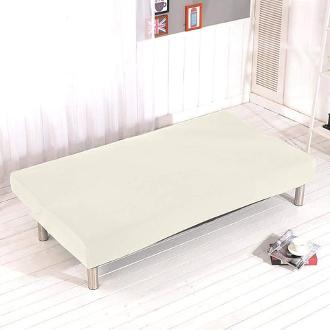 Sofa Bed Cover - White