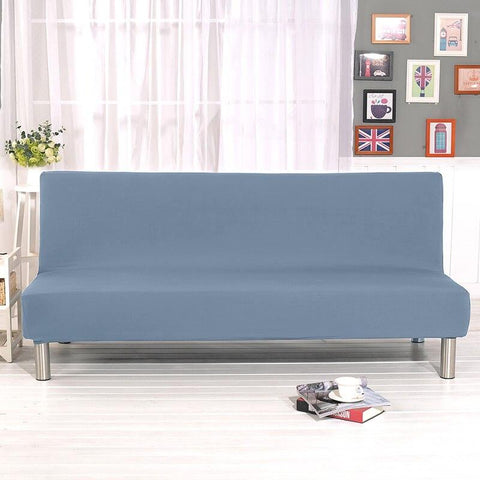Sofa Bed Cover - Grey Blue