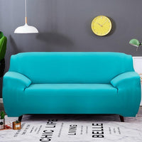 Sofa Cover -  Light Blue