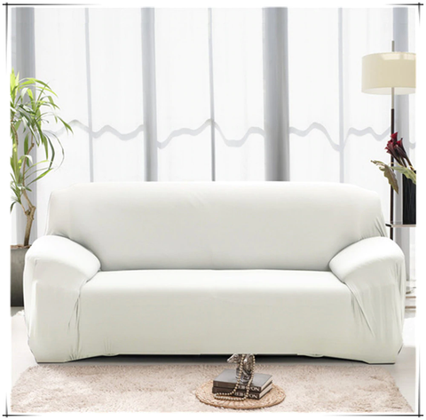 Sofa Cover -  White