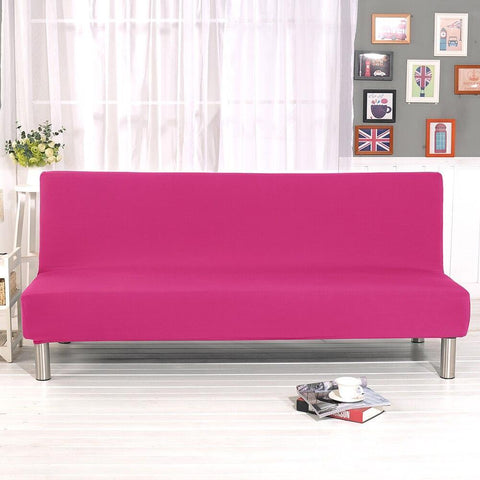 Sofa Bed Cover - Pink
