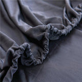 Sofa Cover -  Black