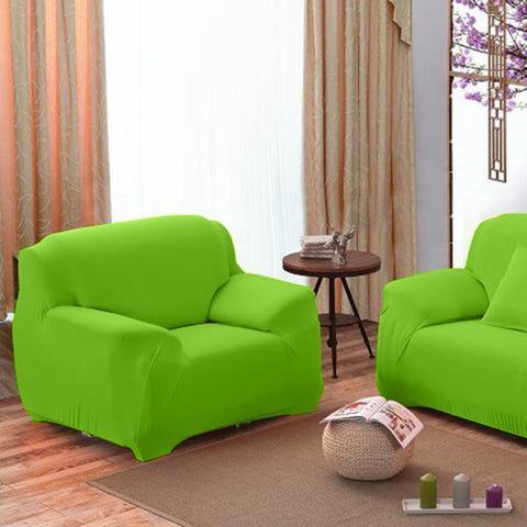 Sofa Cover -  Light Green