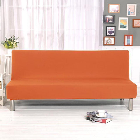Sofa Bed Cover - Orange