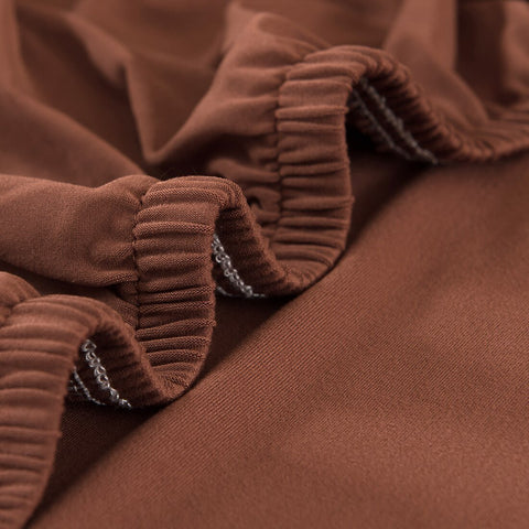 Sofa Cover -  Brown