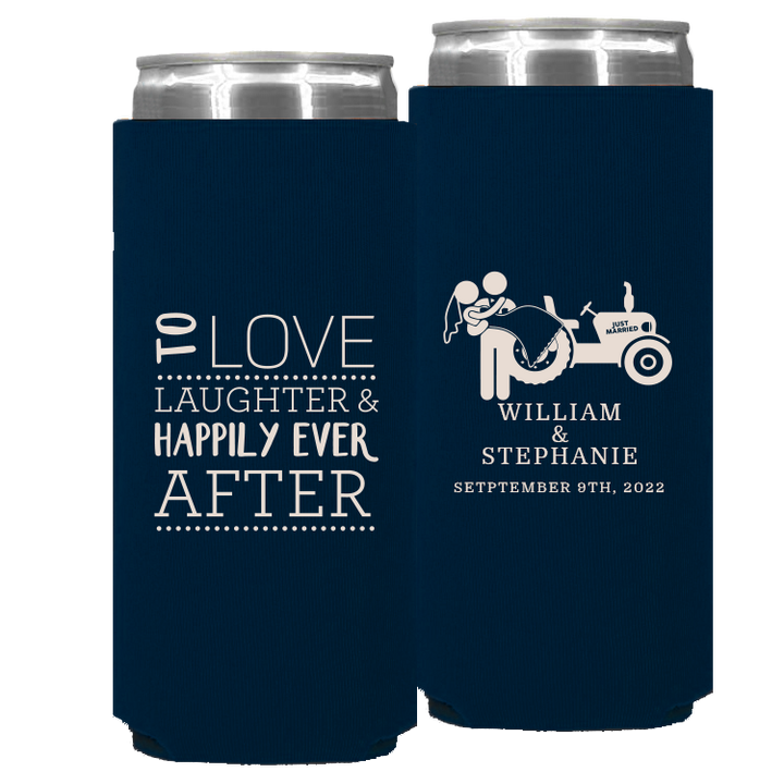 Foam Slim Cans - Weddings
