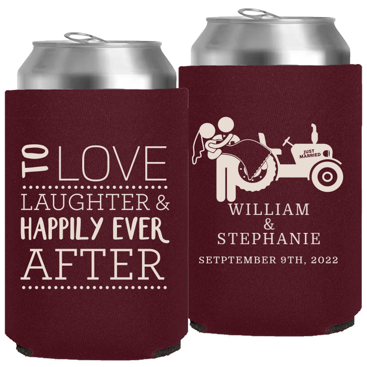 Neoprene Cans - Weddings