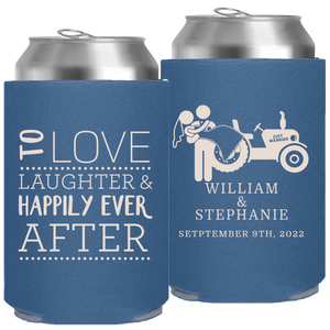 Foam Cans - Weddings