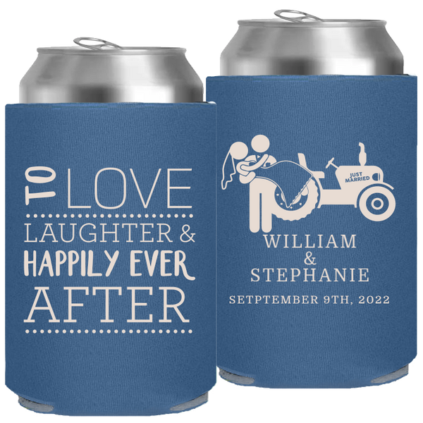 Wedding - Foam Cans