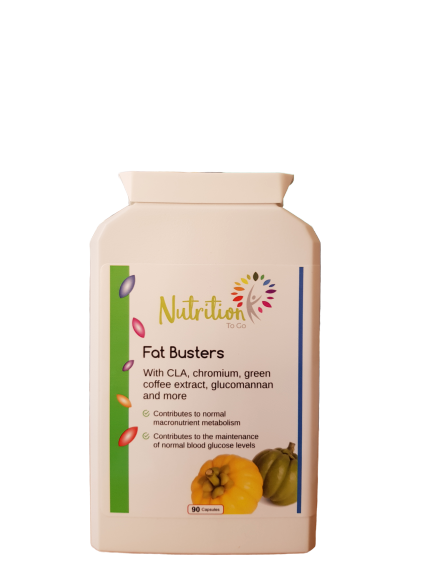 Fat Busters health supplement to aid weight loss and contribute to weigh management