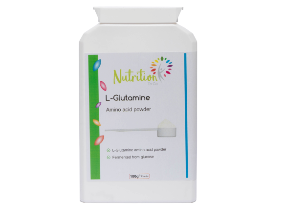 L-Glutamine for joints and bones health supplement