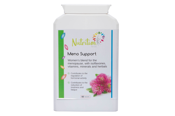 Meno Support for menopause, health supplement