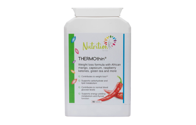 Nutrition To go Thermothin, health supplement
