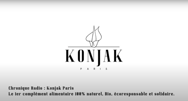 Konjak Paris x Chronique Radio de Marine Garel