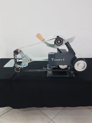 Triniy7 XL 3 wheel Grinder