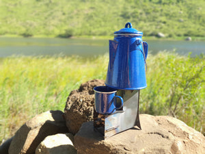 Collapsible Rocket Stove