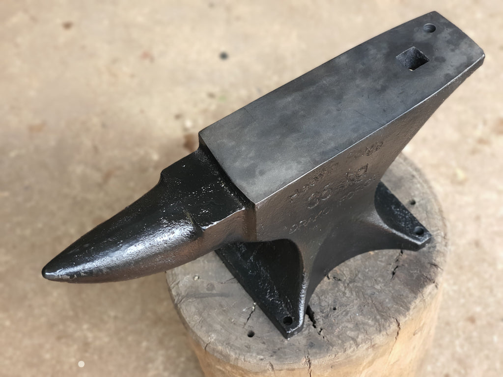 Cast Steel Anvil 35kg