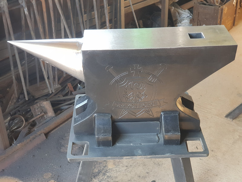 78kg London pattern anvil