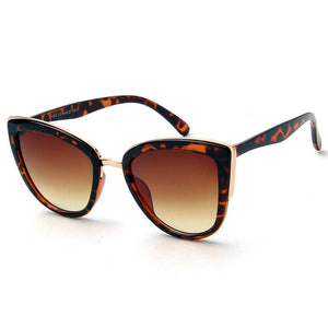 Women's vintage oversized cat eye sunglasses | CHESTER | WeUman Stores