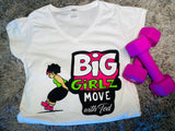 BGM Ladies SoftStyle® Fitted V-Neck T-Shirt