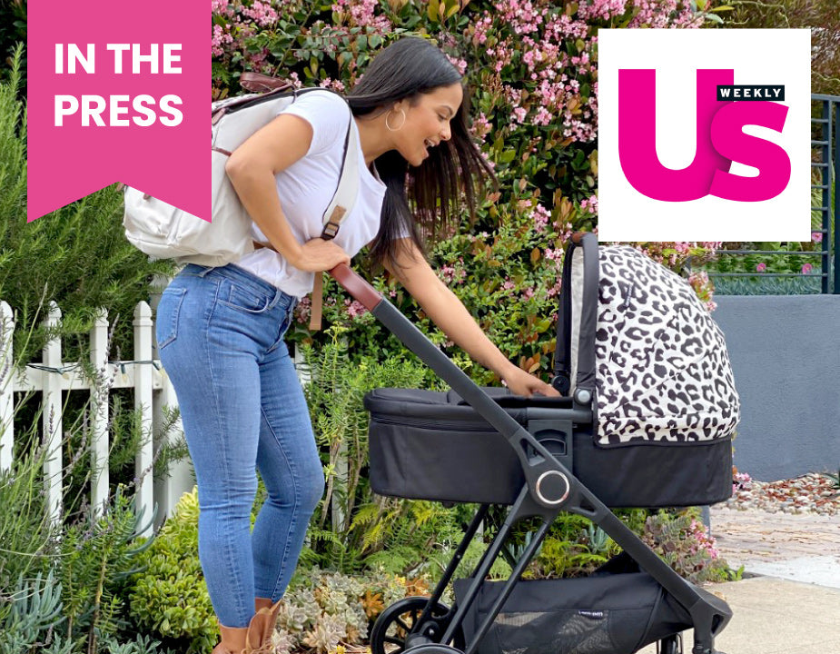 Christina Milian talks about her am:pm range and Co-Parenting with US Weekly magazine