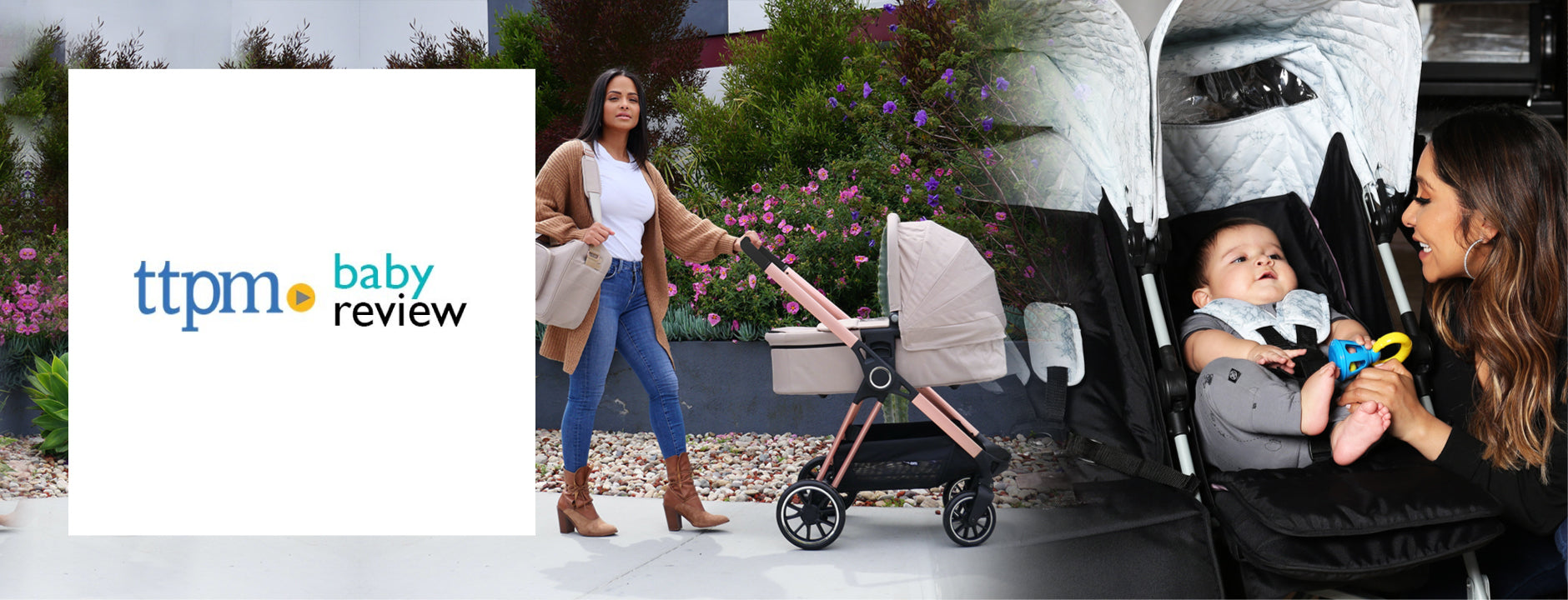 ttmp Victoria Stroller & Chelsea Double Stroller Review