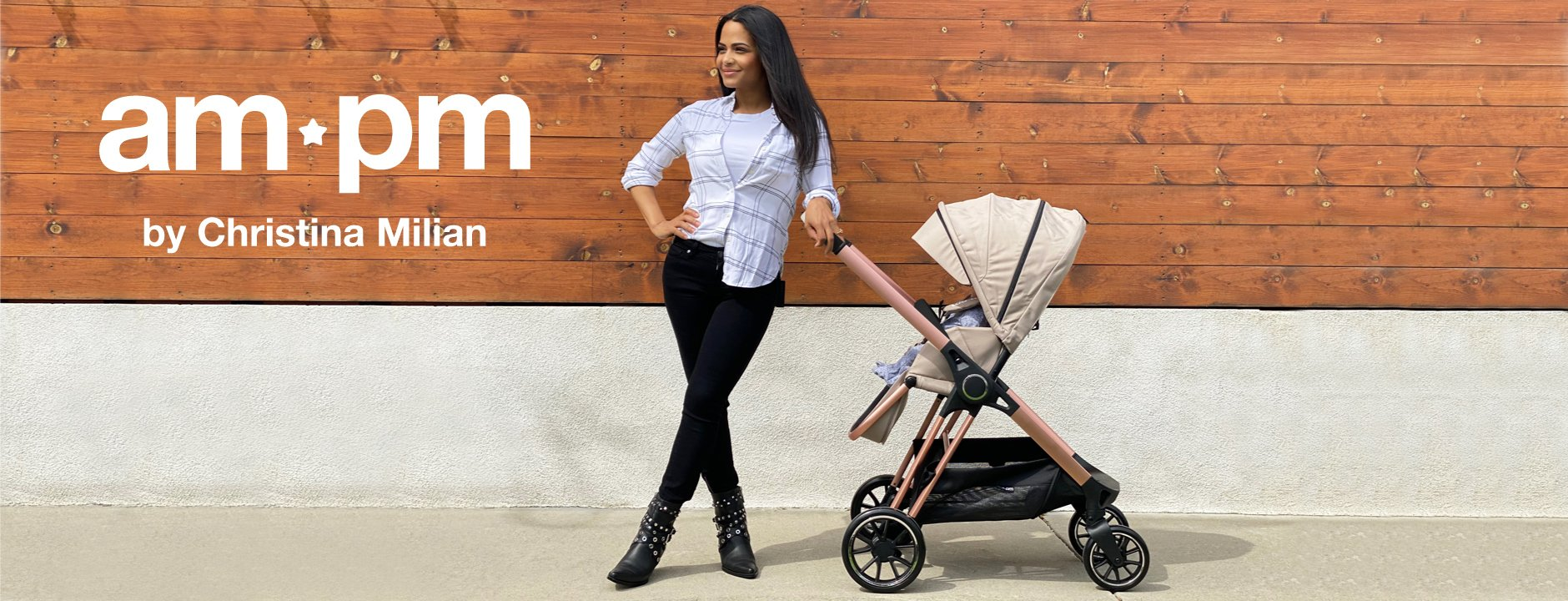 am:pm baby gear design by Christina Milian
