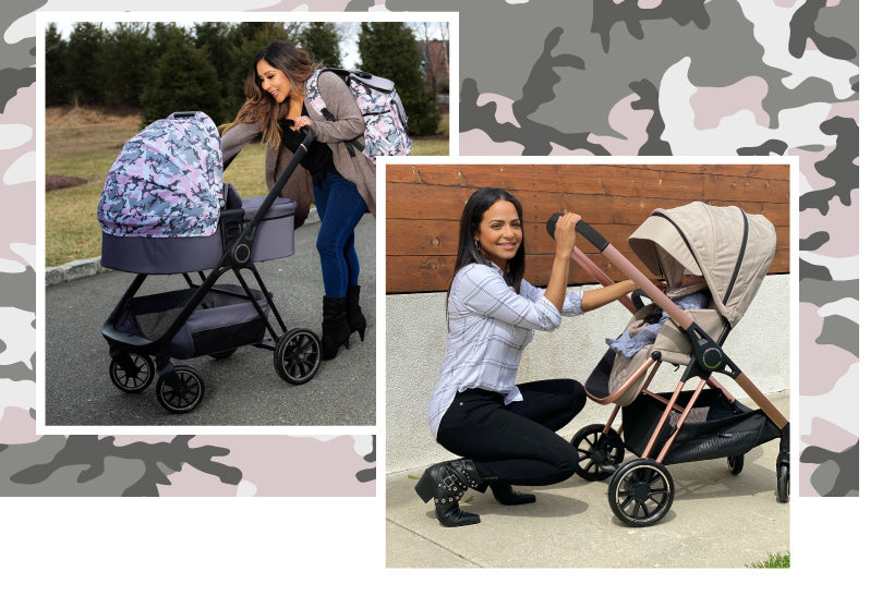 Victoria Full size strollers