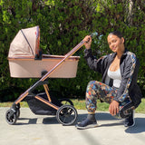 LIMITED EDITION! AM:PM by Christina Milian - Rose Gold & Blush