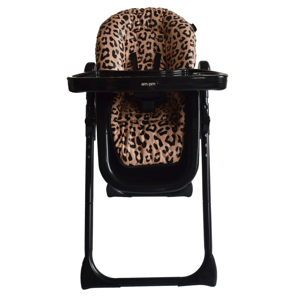 "AM:PM by Christina Milian - Leopard ""Fitzrovia"" High Chair"