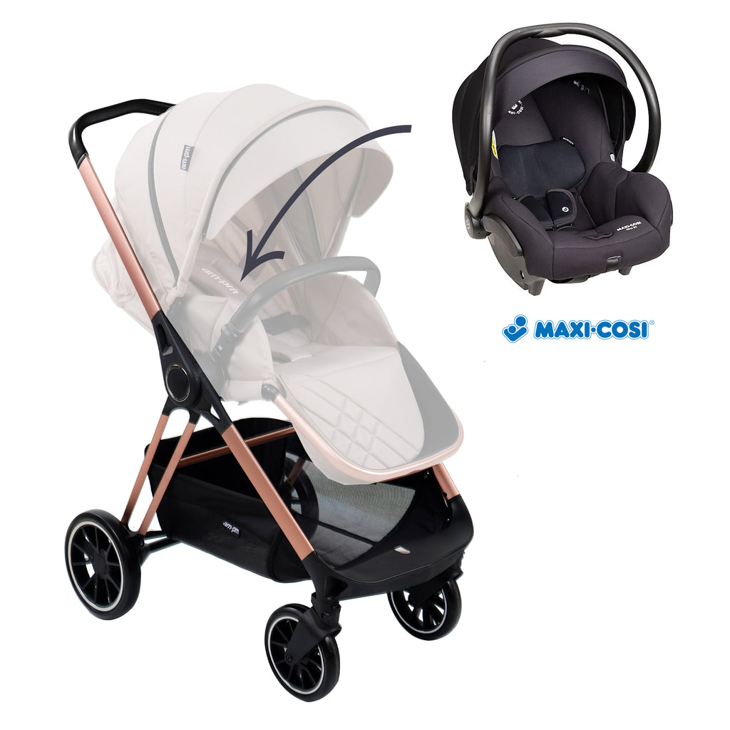 Maxi Cosi Car Seat Adapter for Your Babiie Victoria Stroller