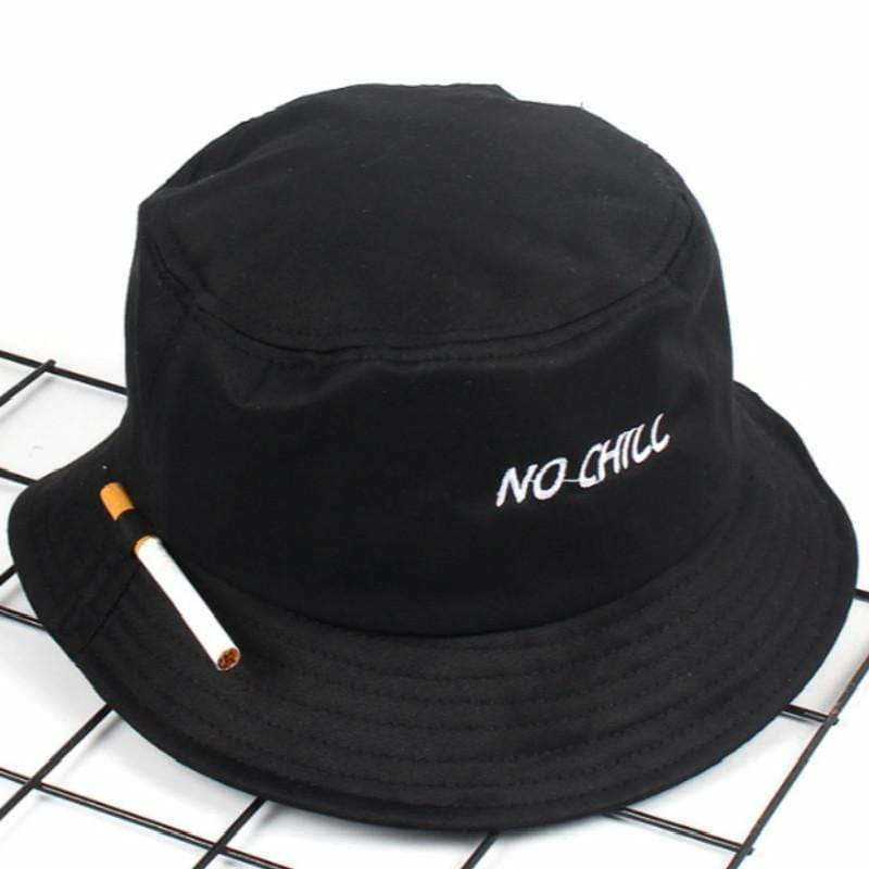 BOB NO-CHILL - Noir / adult size