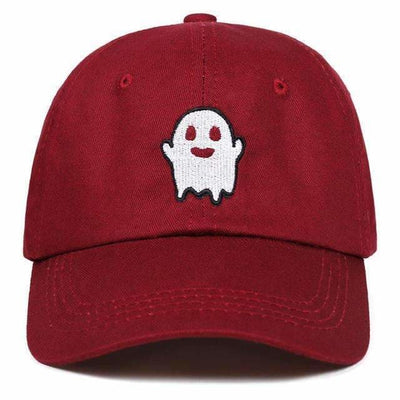 Casquette GHOST - ROUGE
