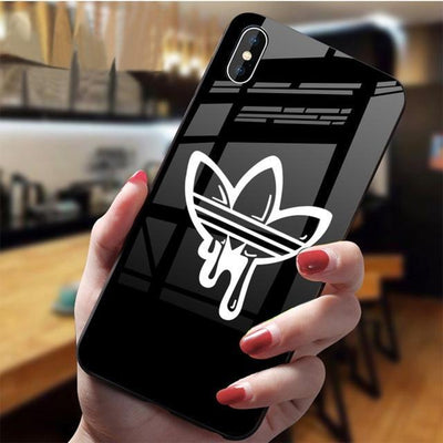 Coque iPhone ADIDAS x GLASS™