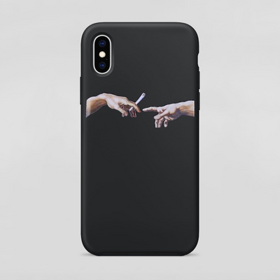 Coque iPhone MICHEL ANGE x SIXTINE™